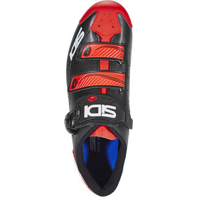 Sidi Alba Chaussures Homme, black/red